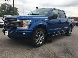 2018 ford xlt sport. delighful sport bluelightning blue 2018 ford f150 xlt fx4 left front corner photo in ford xlt sport p