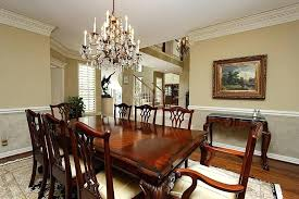 crystal dining room is cool chandelier for high ceiling formal chandeliers table chan