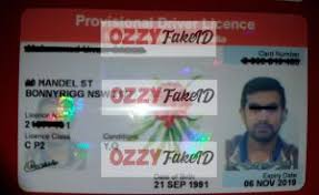 Best Id Fake Reviews Zealand The - Australia Ozzy New And In