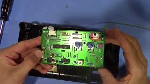 how to swap a garage door opener circuit board chamberlain  at Chamberlain 3 4 Whisper Drive Logic Board Wiring Diagram