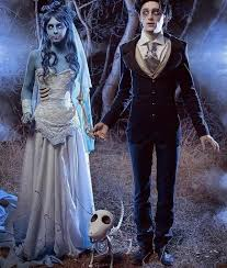 how to make your own corpse bride costume step 2