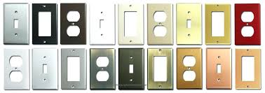 decorative switch wall plates fascinating metal wall plates metal wall plates metal wall plate covers entrancing