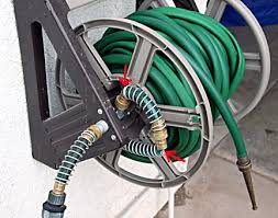 conquer hose reel kinking