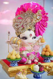 Baby ganesha, Shri ganesh images ...