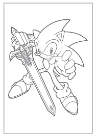 Small Picture sonic coloring pages Sonic the Hedgehog Coloring Pages Free