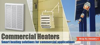 Commercial <b>Electric</b> Heaters