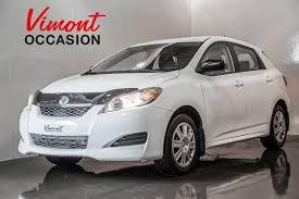 2013 Toyota Matrix A/c gr élect complet SERVICE RECORD AT VIMONT ...