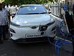 hyundai kona electric car india has