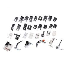Sewing Machine Presser Foot Set