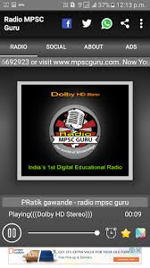 Radio MPSC Guru-MPSC Digital Education Maharashtra APK download | APKPure.ai