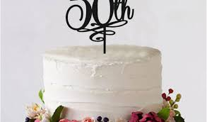 50 Birthday Cake Decorations Best 25 50th Birthday Cakes Ideas On