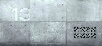 cool concrete wall covering sdai panel texture by exterior option idea retaining foundation with wood block effect