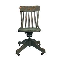 wood desk chair with cushion general home design
