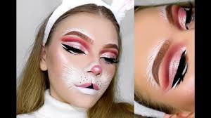 bunny halloween makeup tutorial tutorialsbytina