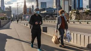 A worker has tested positive in the last few hours as well as a returned traveller. Melbourne S Coronavirus Fight Starts To Turn A Corner As Cases Drop But Three Charts Show A More Complex Story Abc News