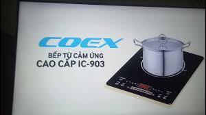 Bếp Từ Coex IC-903 Siêu mỏng ấn tưởng Cho nhà Bếp Của Gia đình Bạn Mediamart  - YouTube