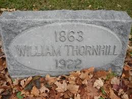 William H Thornhill (1863-1922) - Find A Grave Memorial