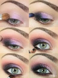 smokey eye make up tutorials 4