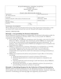 Sample Policy Manual Template Best Photos of Sample Policy And Procedure Format Policy and 1