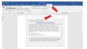 Ms Word 2016 Endnote X7 Cwyw