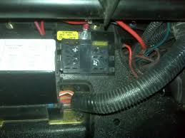 hooking up powered devices polaris rzr forum rzr forums net what you are looking for is called a fuse block i got this one from autozone
