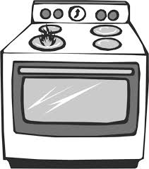 gas stove clipart black and white. oven stove clip art download gas clipart black and white k