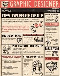 how to make a graphic design resume how to make a creative resume good  graphic design
