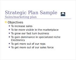 strategic plan outline template sales plan sample strategic sales plan template sample sales plan