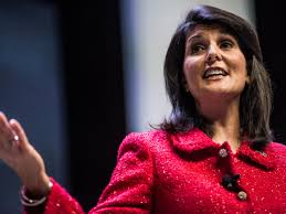 First Woman Cabinet Member Donald Trump Appoints First Woman To Cabinet As Ambassador To The