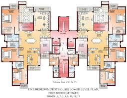 8 Bedroom House Plan