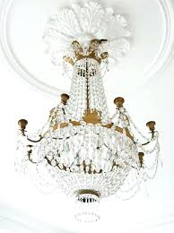 antique chandeliers sydney a gilt bronze coloured and cut glass