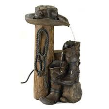 Small Picture Amazoncom Gifts Decor Wild Western Rustic Cowboy Hat Boot