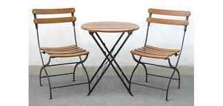 outdoor cafe table and chairs. Lowe\u0027s Stores And The U.S. Consumer Product Safety Commission Have Recalled About 16,400 Patio Bistro Sets, Which Include Two Folding Chairs A Table . Outdoor Cafe