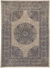 karastan cosmopolitan wilshire indigo 90962 antique white area rug