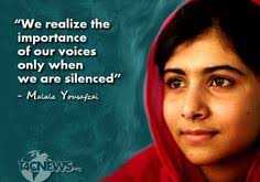 Malala Quotes Custom Malala Yousufzai The Pakistani Girl Who Rose To International Fame