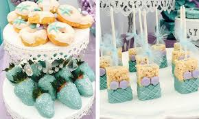 mermaid theme party food on trend ideas for your next kids party kidspot
