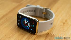 HUAWEI Watch Fit Elegant Edition Review ...