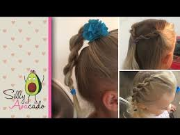 Cute Easy Hairstyles 83 Amazing 24 Twisty Braids 24 Easy BacktoSchool Toddler Girls Hairstyles
