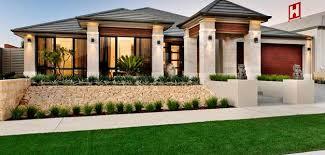 Small Picture Beautiful Modern Front Garden Ideas Australia Design Using Brick