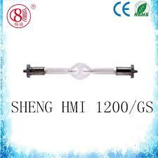 Hmi 1200w Follow Spot Light Sheng 2 Pieces Hmi 1200 Gs Stage Lamps Metal Halide Bulb For