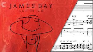 viola let it go james bay sheet music chords vocals viola let it go james bay sheet music chords vocals