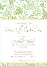58 Free Bridal Shower Invitation Templates For Word All Templates
