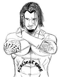 59 Lovely Jeff Hardy Coloring Pages Dannerchonolescom
