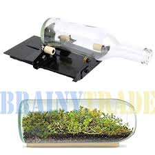 diy terrarium tool recycle glass bottle cutter kit craft glass cutting machine 1 of 10 see more