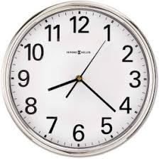 Hamilton wall clock Pendulum Clocks Time Clocks Clocks Howard Miller174 Hamilton Wall Clock 12quot Silver Aa B1915340 Globalindustrialcom Global Industrial Clocks Time Clocks Clocks Howard Miller174 Hamilton Wall