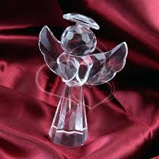 glass angels figurines stained glass angel figurines glass angels figurines