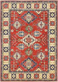 unique loom 6 9 x 9 8 kazak oriental rug main image