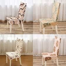 barato 18 cores de impressão flor trecho spandex ta da cadeira de jantar restaurante para casamentos