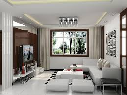 Contemporary Open Plan Kitchen Living Room