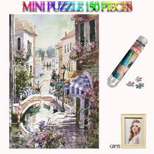 <b>MOMEMO</b> Water Town Jigsaw Puzzles Mini Paper 150 Pieces ...